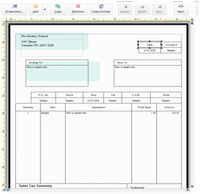 Awesome Once You Have Chosen A Template Or Created Your Own, You Can Now Generate Your  Invoice. A Variety Of Actions Can Be Performed From Create Invoices, ... For Design Your Own Invoice