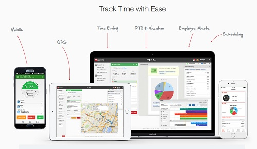 Time Management Software Integrates with QuickBooks | The